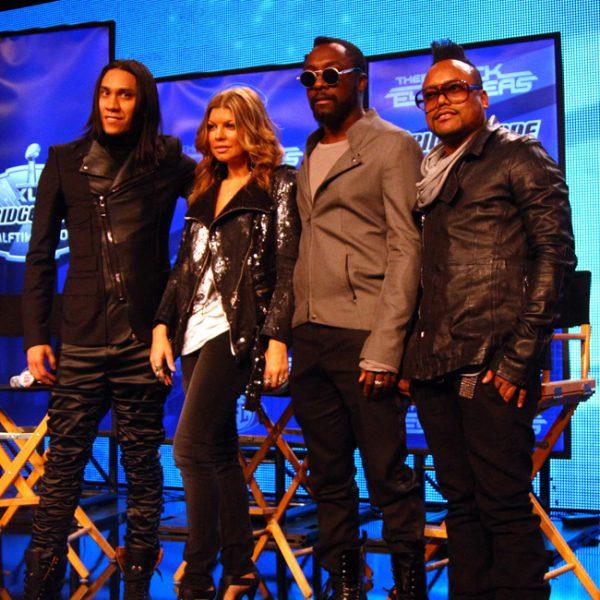 Black Eyed Peas reuniting