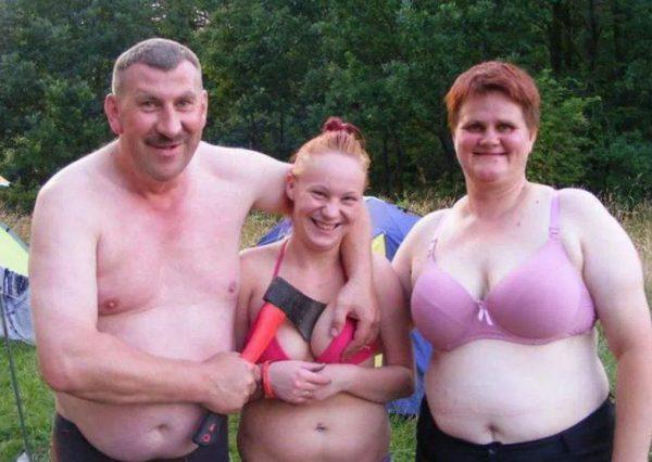 17 Creepy Families With No Morals!