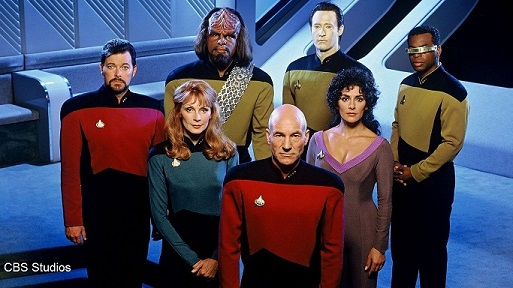 After 30 Years, Warp Ahead to See How the Cast of 'Star Trek: The Next Generation' Looks Today