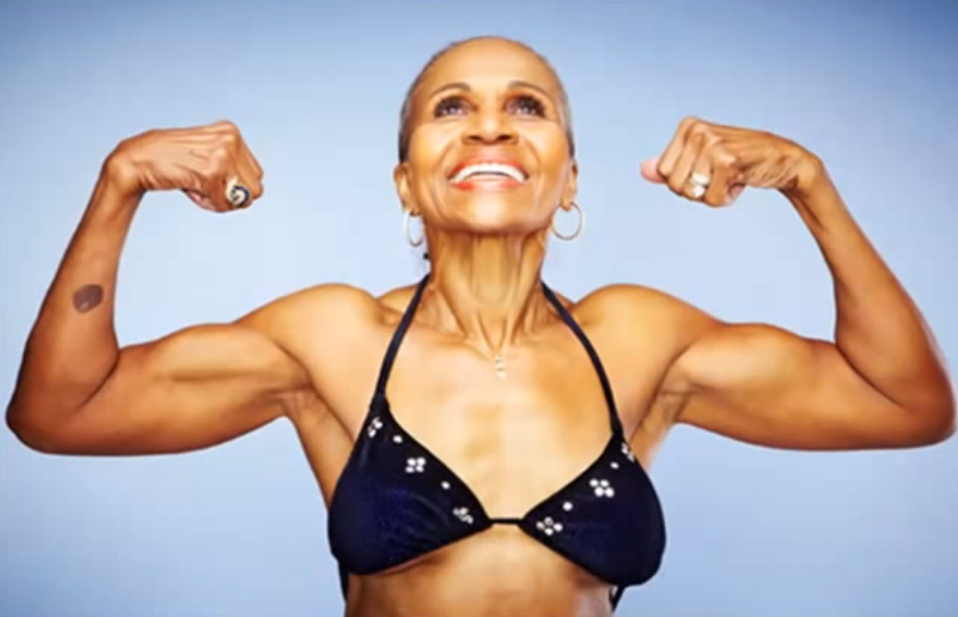 Meet The World's Oldest Body-Builder: 80 Year Old
