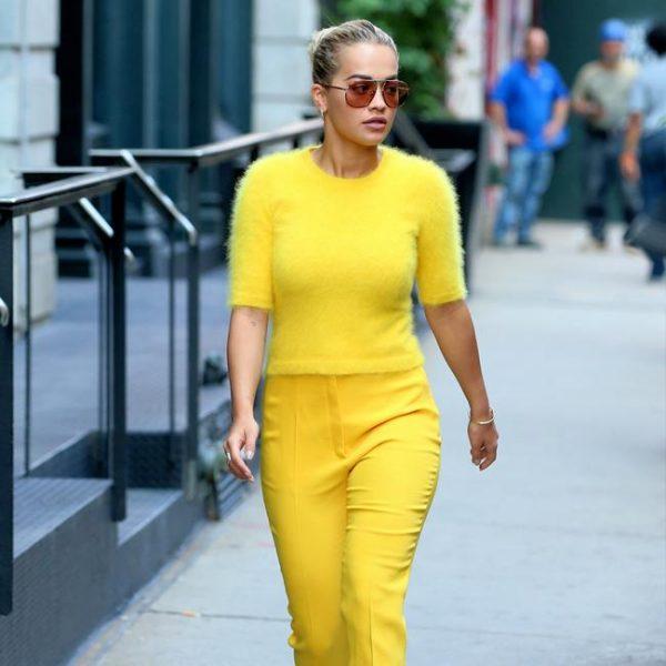 Rita Ora inspired by glamorous mother