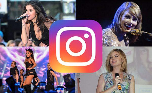 Top 40 Most Followed Women On Instagram