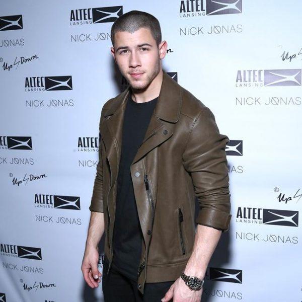 Nick Jonas for MTV VMAs