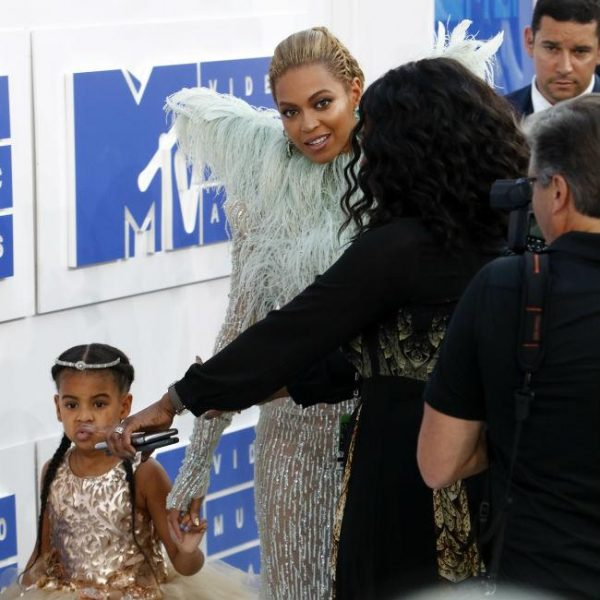 Beyoncé took Blue Ivy as date to MTV VMAs