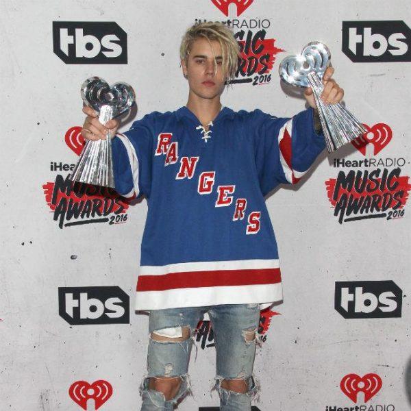 Justin Bieber returns to Instagram