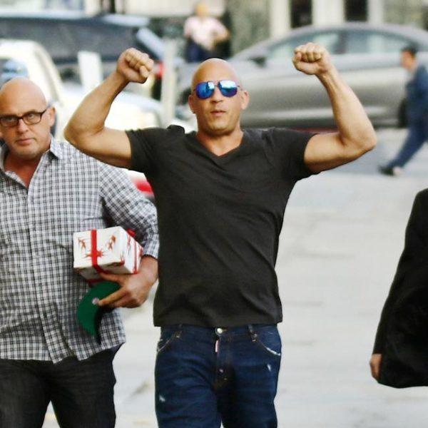 Vin Diesel: 'Fatherhood is craziest stunt I ever did'