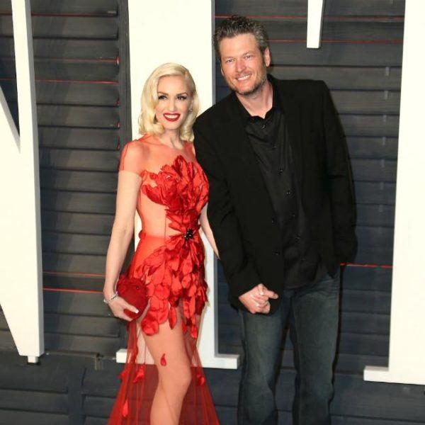Gwen Stefani didn't know Blake Shelton