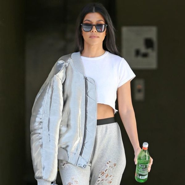 Kourtney Kardashian attends church as often as she can
