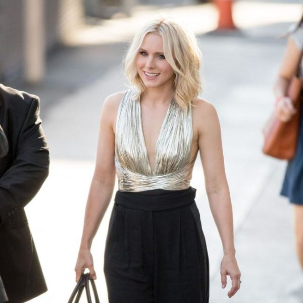 Kristen Bell once hit her mother