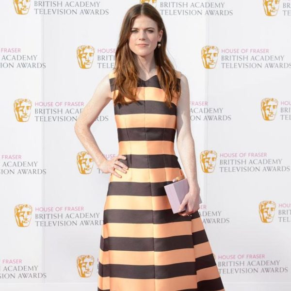 Rose Leslie misses London's 's**t weather' when she is working away
