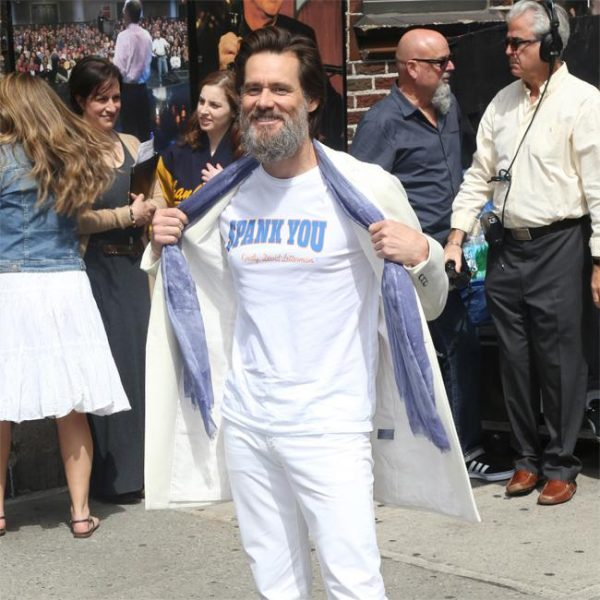 Jim Carrey's beard is 'a bigger star' than him now