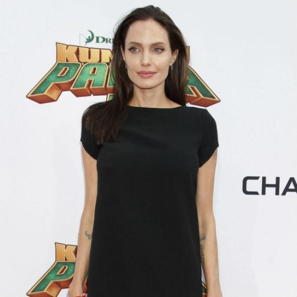 Angelina Jolie takes Shiloh and friends to Disneyland