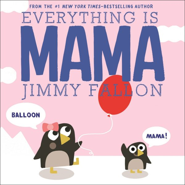 'The Tonight Show' Host and #1 New York Times Bestselling Author Jimmy Fallon Announces New Picture Book