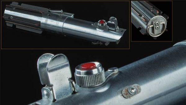 Original 'Star Wars' Lightsaber Sells at Auction for $450,000 to Ripley's Believe It or Not!