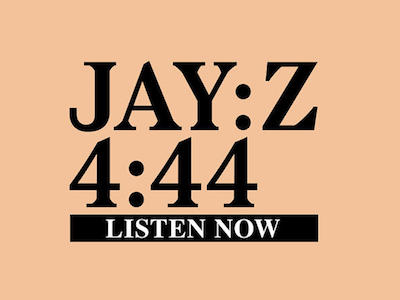 Jay-Z's Album '4:44' Now Available to Sprint/TIDAL Customers