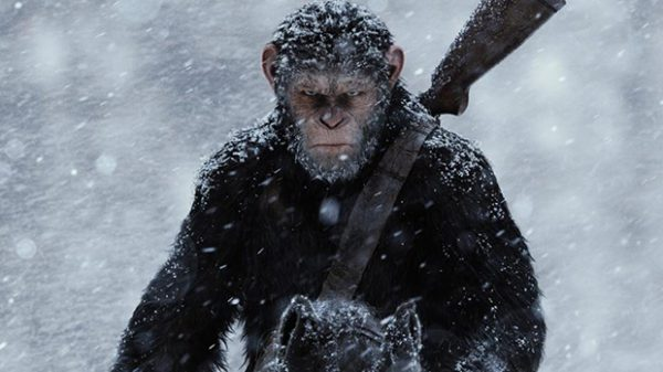 'War for the Planet of the Apes' Comes Out Victorious at Weekend Box Office