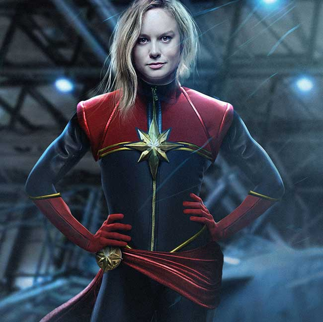 Captain Marvel concept