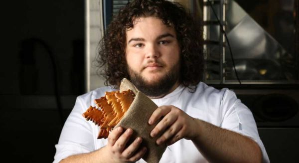 Hot Pie Actor Opens 'Game of Thrones' Themed Bakery Called 'You Know Nothing Jon Dough'