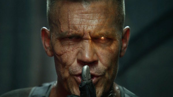 First Look at Josh Brolin as Cable in 'Deadpool 2'