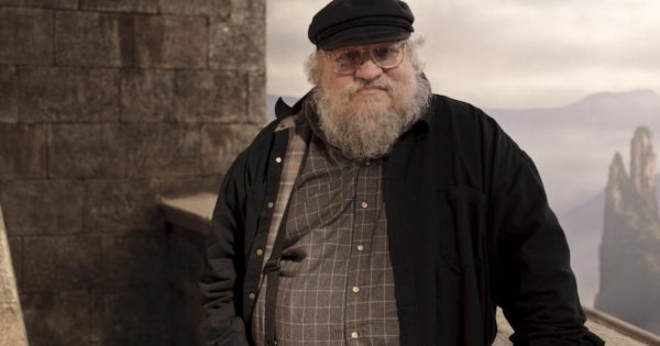 George R.R. Martin Says He Doesn't Watch 'Game of Thrones'