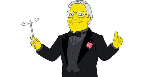 Composer Alf Clausen Fired From 'The Simpsons' After 27 Years