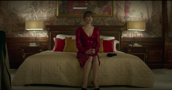 Jennifer Lawrence Stars as a Russian Spy in First 'Red Sparrow' Trailer