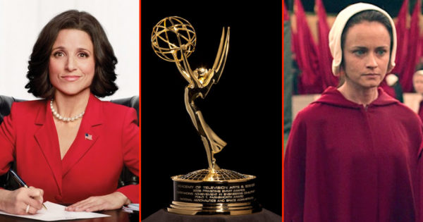 'Veep' and 'The Handmaid's Tale' Dominate the 2017 Emmy Awards