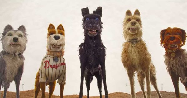 Visit the 'Isle of Dogs' in First Trailer for Wes Anderson's New Stop-Motion Movie