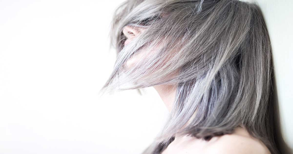 silver hair dyes