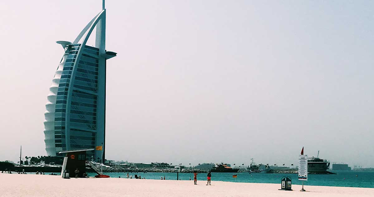Visit dubai from amber dunes to blue ocean water at your for Burj al arab reservation