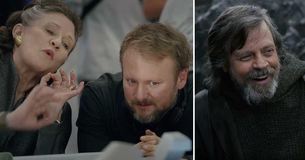 'Last Jedi' featurette